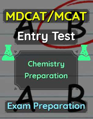 UHS MCAT & MDCAT Entry Tests Chemistry Preparations fi