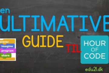 Guide til hour of code