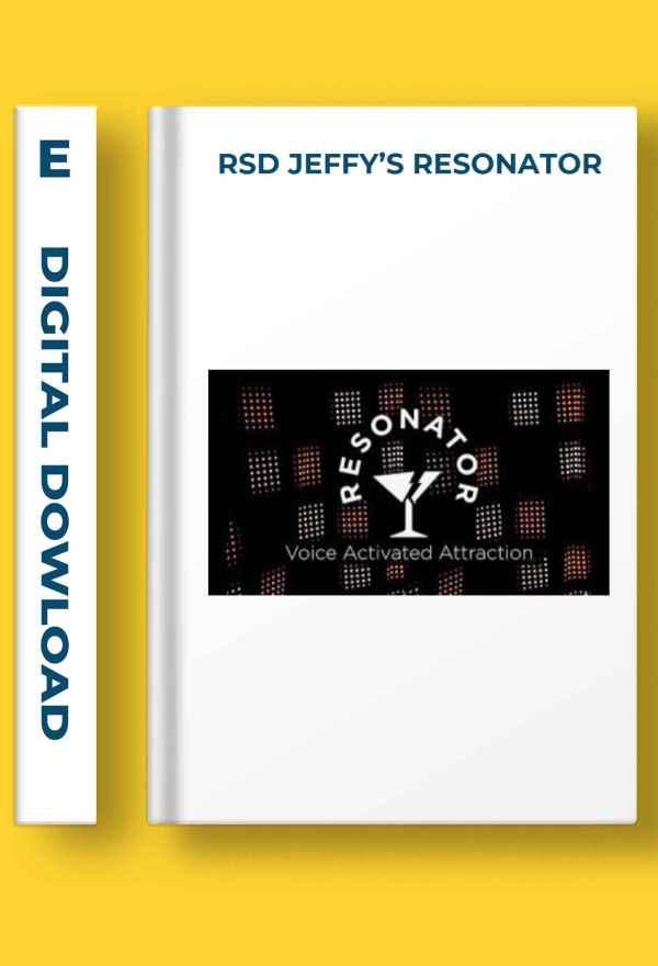 Resonator Jeffy