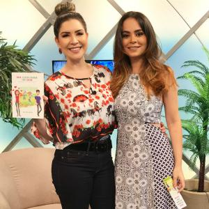 TV Tropical (Afiliada Rede Record) - Programa Tudo com Priscilla Freire