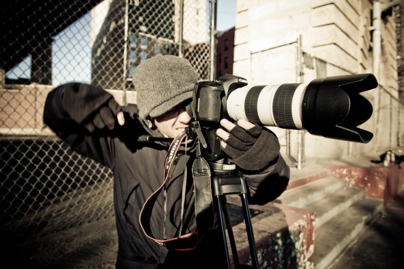 Digital Photography and Digital Cinema Assignments