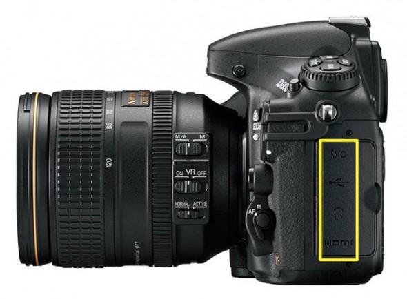 Nikon new camera system