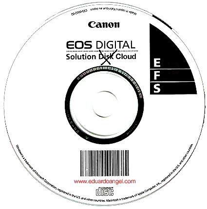 Canon EOS DIGITAL Solution Disk Suite