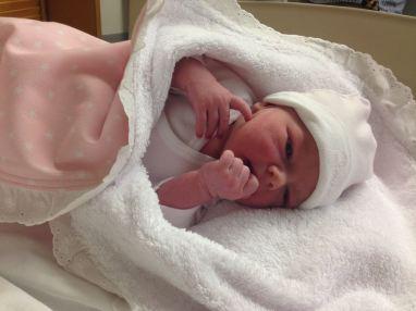 lucía recién nacida 1