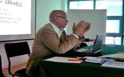 """Colaboración en el  Taller-Debate """"El conflicto Palestino Israelí hoy"""" Plataforma de Madrid para la Paz, UNWRA"""