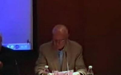 """Discurso inaugural celebrado en la Universidad Carlos III, con motivo de la Conferencia Internacional """"Caminos hacia la Paz"""" en relación al conflicto palestino-israelí"""