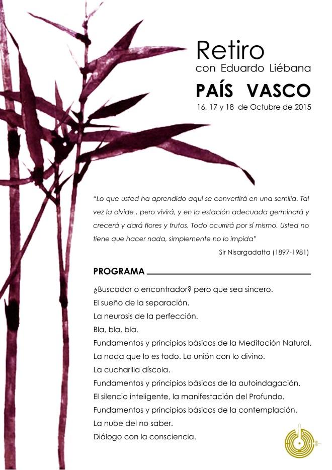 PROGRAMA A país vasco color