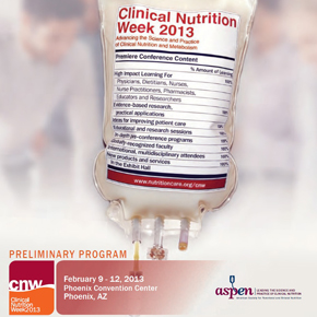 Clinical Nutrition Week 2013