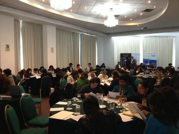 Taller en Soporte Nutricional: De la Teoría a la Práctica Lima-Peru 23-24 Agosto 2013