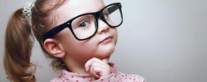 Quase 20% das crianças em idade escolar apresentam problemas de visão