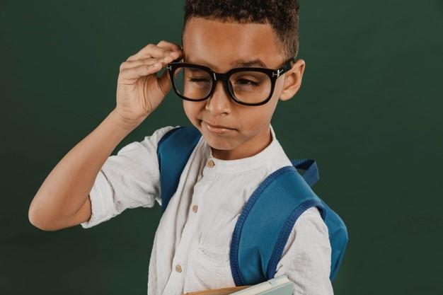 Problemas visuais podem dificultar o aprendizado escolar?