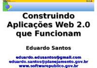 Construindo+Aplicações+Web+2.0+que+funcionam