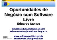 Oportunidade-de-Negócios-ENSOL-2010