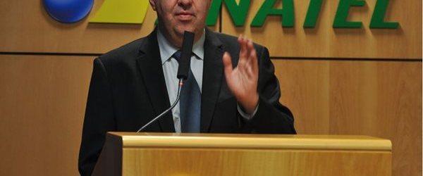 Foto do presidente da Anatel