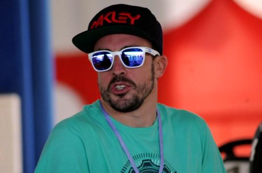 Fernando Alonso Foto: Eduardo Valente