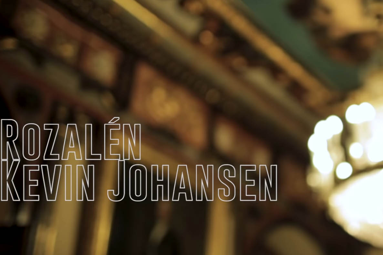 Rozalén y Kevin Johansen - Making of