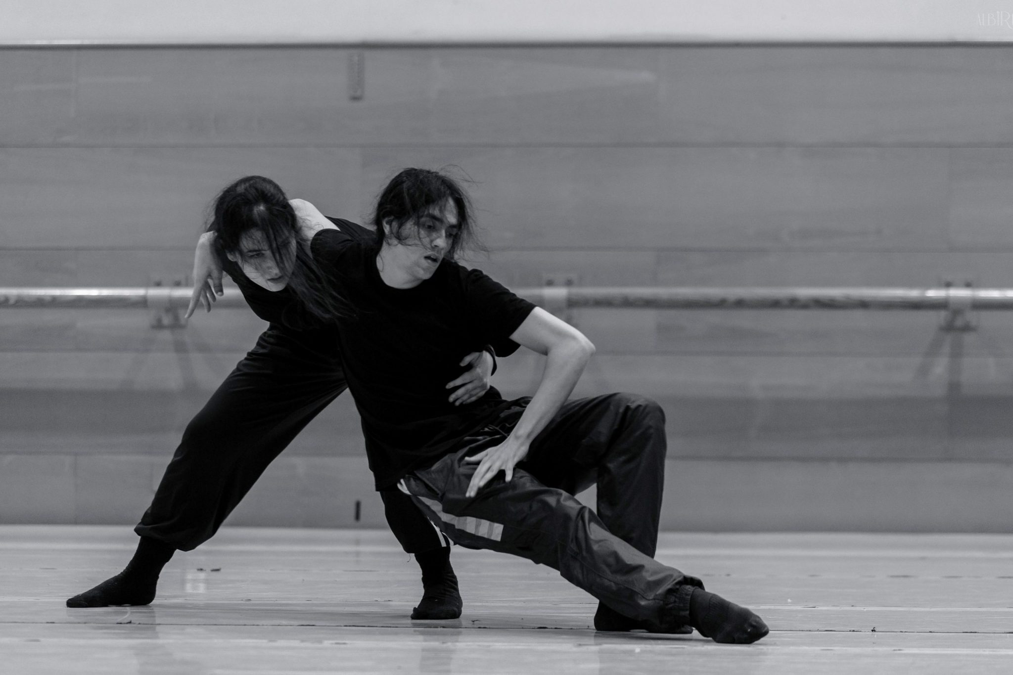 Doppelganger Contemporary Dancer Eduardo Vallejo Pinto
