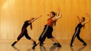 The Holy Trinity Contemporary Choreographer Eduardo Vallejo Pinto