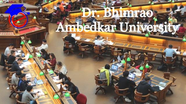 Dr. Bhimrao Ambedkar University (DBRAU)