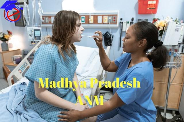 Madhya Pradesh ANM 2021