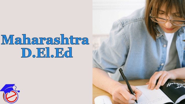 Maharashtra D.El.Ed
