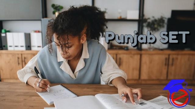 Punjab SET 2021