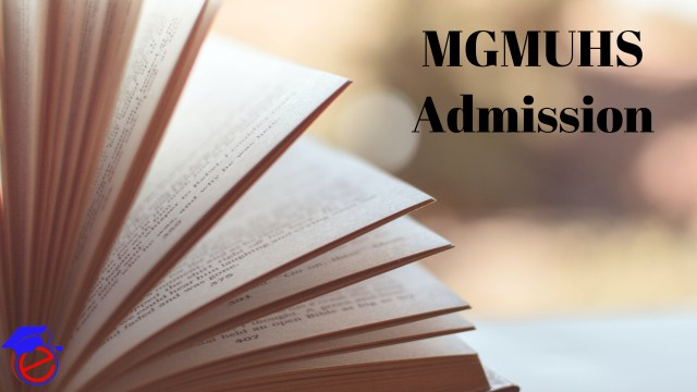 MGMUHS Admission 2021