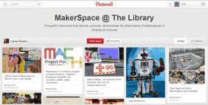 Makerspace@TheLibrary