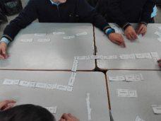 El domino de los verbos en Aleman (6) 1