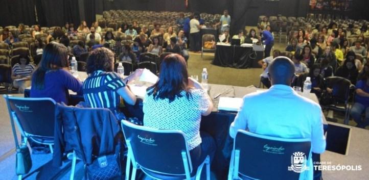 Conferência Municipal de Educação de Teresópolis - 2018