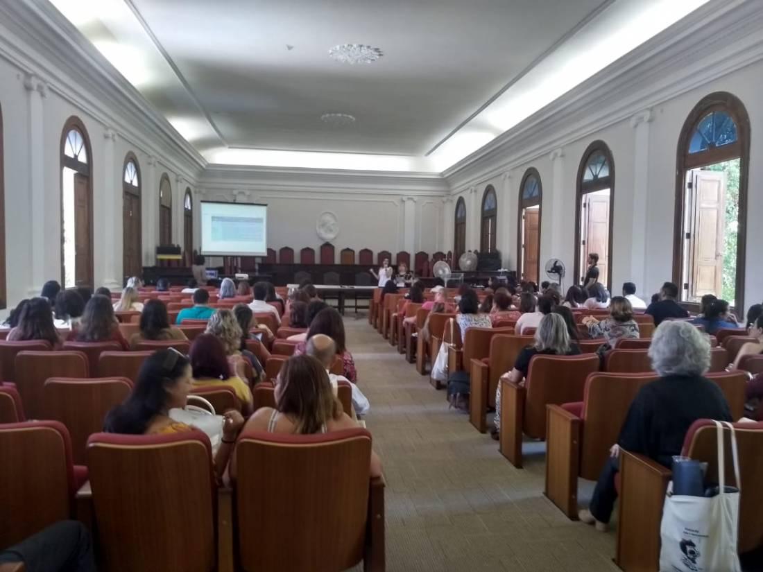 Secretaria Municipal de Educação participa do Encontro PNAIC – UFRJ