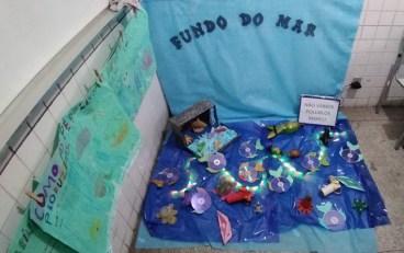 3º ano - O Fundo do Mar