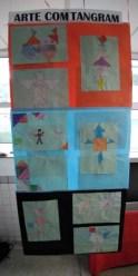 5º ano - Arte com Tangram