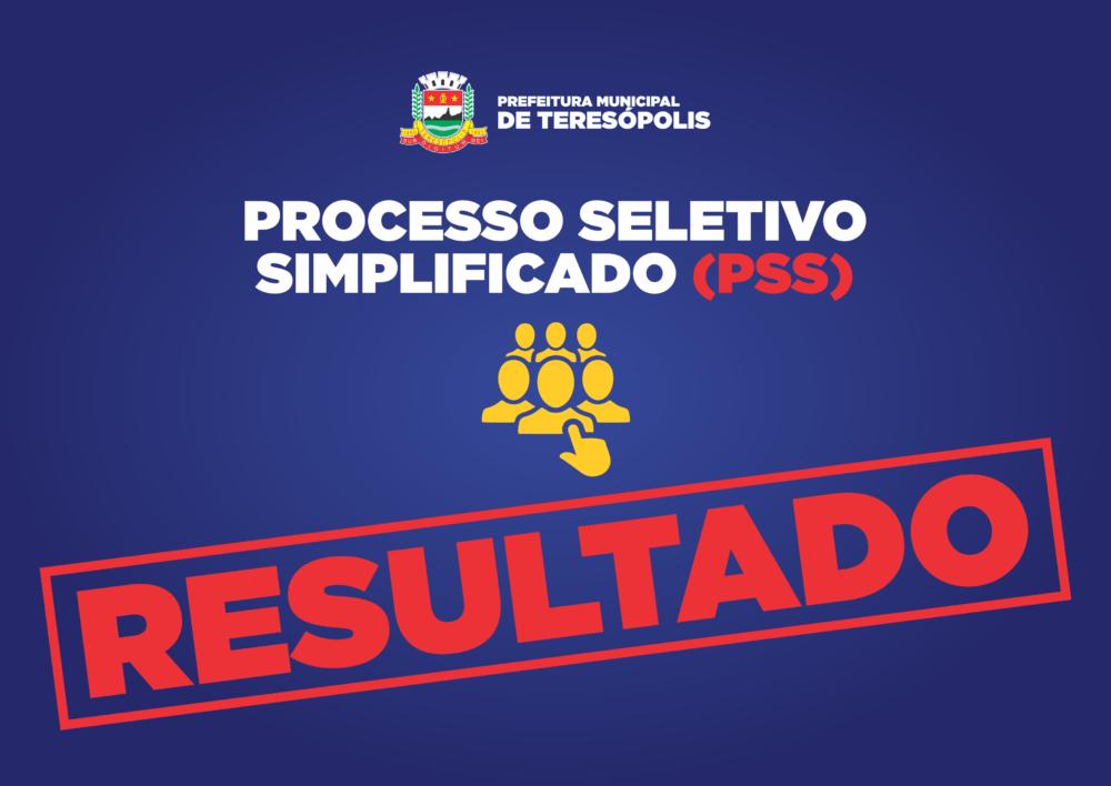 RESULTADO FINAL – PSS 2019