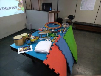 Workshop Psicomotricidade