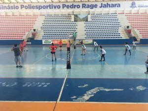 Voleibol - Mariana Leite x Neidy Angélica
