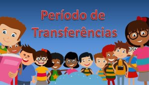 TRANSFERÊNCIAS POR MUDANÇA DE ENDEREÇO, MATRÍCULAS NOVAS OU TRANSFERÊNCIAS ORIUNDAS DE ESCOLAS PARTICULARES, ESTADUAIS OU DE OUTROS MUNICÍPIOS