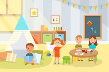 Como funciona o processo de adaptação na educação infantil?