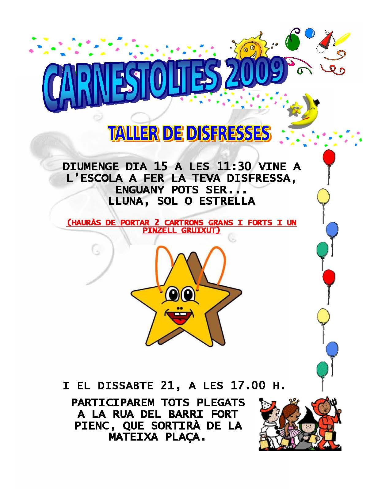 tallercarnestoltes2009RamonLlull