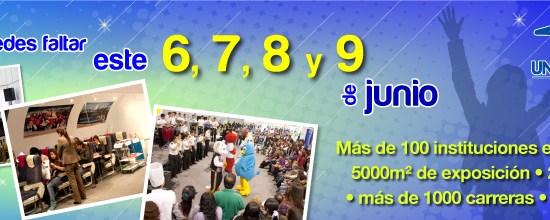 Expo Universidad 2012 abre sus puertas el 6 de junio