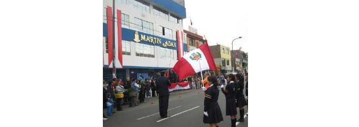 Colegio Martín Adán (Los Olivos)