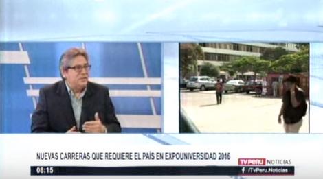 Carreras que el Mercado Laboral Requiere en Expo Universidad 2016