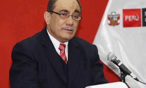 Ministro Idel Vexler marca un quiebre