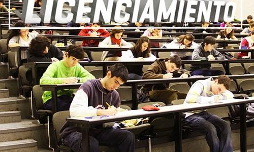Veinte universidades logran licenciarse