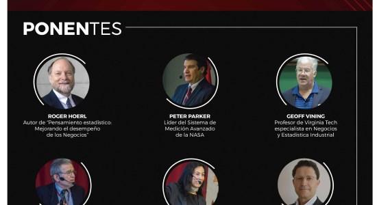 III EDICIÓN DE LA CONFERENCIA INTERNACIONAL DE CALIDAD Y ESTADÍSTICA APLICADA SE REALIZARÁ CON LA PARTICIPACIÓN DE EXPONENTES DE LA NASA
