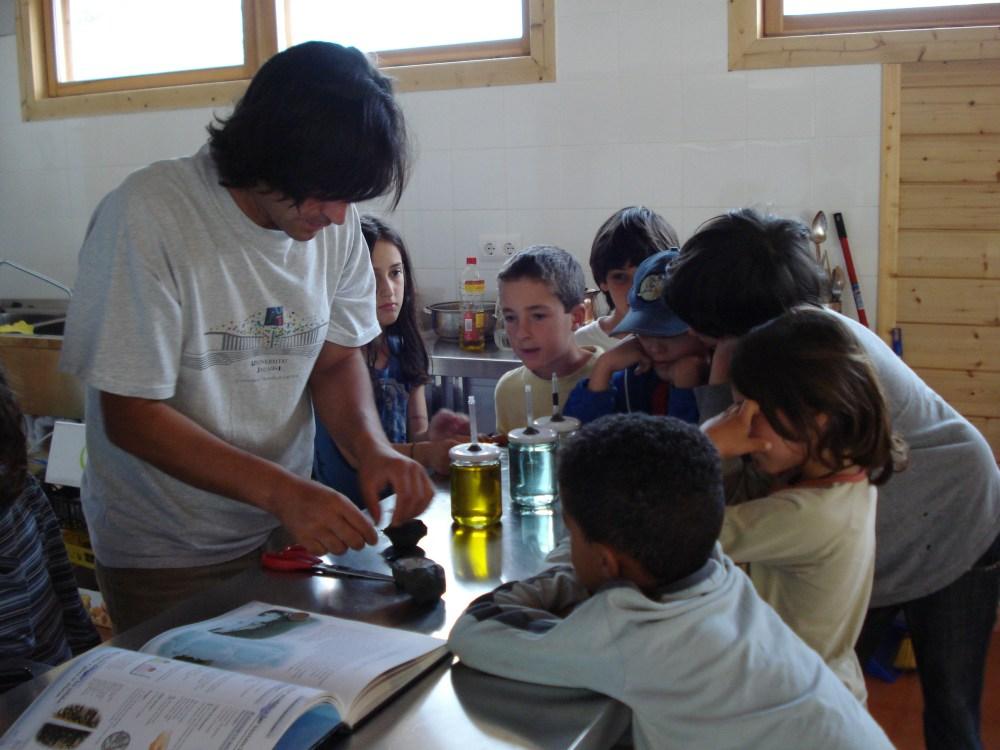 Ojo de agua: donde la educación y la vida son la misma cosa (1/4)