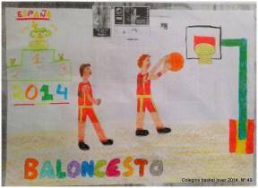 Basket Lover 2014 Nº49