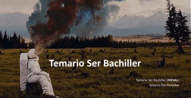 Temario Ser Bachiller