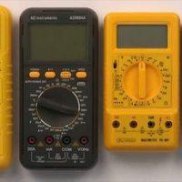 Tester, multimetro, Nociones Basicas