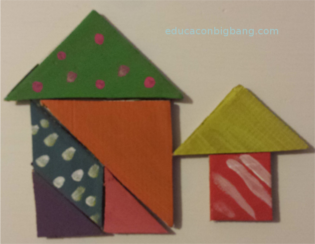 Figura: casitas